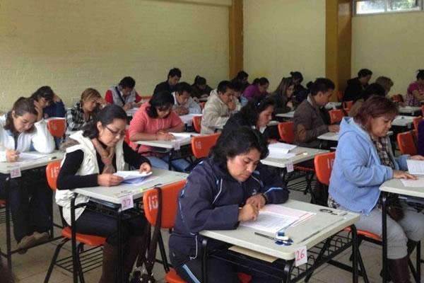 Capacitación y Evaluación a Docentes Dentro de Instituciones Educativas