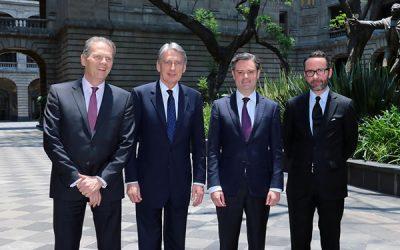 México y Reino Unido analizan cooperación en educación